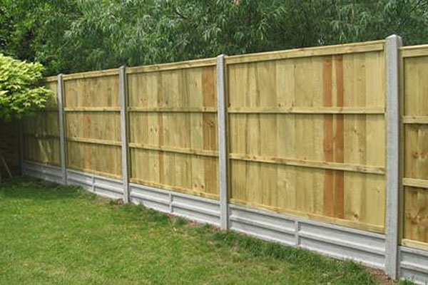 Concrete Posts Amp Gravel Boards Oakridge Timber Ltd